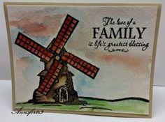 CAS398, Family Blessings