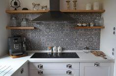 #kuchnia #mozaika #kitchen