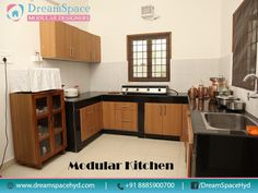 Modular Kitchens & More - Get a Free Quotation Today http://dreamspacehyd.com/