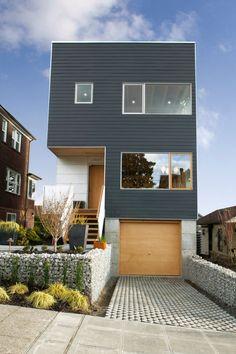 Glass Prefab Homes Black Glass Modular Home Design by ACero