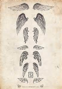 Angel Wing Tattoo - I want angel