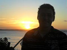Lindo Pôr do Sol em Morro de São Paulo, Bahia. (2011)