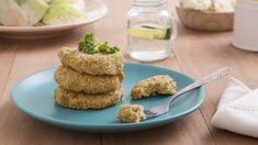 Blog - Hamburguesas de coliflor Loving Life Curry, Paleo, Keto, Healthy Recipes, Healthy Food, Cereal, Grains, Rice, Eggs