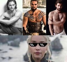 Game of Thrones Memes . . . And she has Jorah as backup