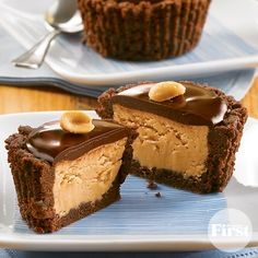 Peanut Butter-Brownie Bites