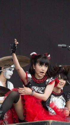 Donisa Ovidiu added a new photo. These Girls, Hot Girls, Another Misaki Mei, Japanese Girl Band, Sakura Gakuin, Moa Kikuchi, Heavy Metal Bands, Metal Girl, Girl Bands