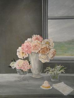 Bridget is painting ...: Love letters