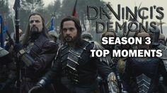 Da Vinci's Demons Season 3 Top Moments