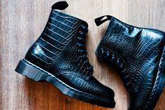 """Dr. Martens Pascal Boot """"Croc"""""""