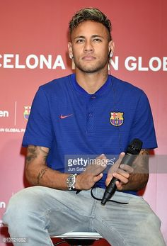 Rakuten - FC Barcelona Global Partnership Launch - Press Conference