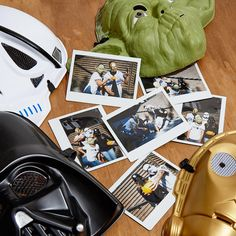 We've got the masks you're looking for | Ben Cooper Star Wars Vacuform Masks - BoxLunch Exclusives