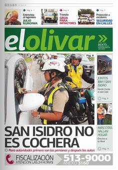 """Periódico """"El Olivar de San Isidro"""" N° 5 - Junio 2015"""