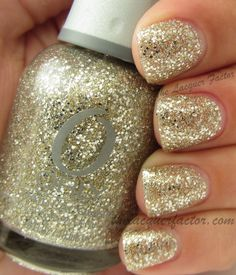 Orly Halo swatch from The Lacquer Factor
