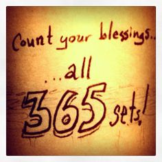 Every day has its set of blessings.  If you start the day with them right cup, you start seeing plates and bowls and platters of blessings and opportunities to bless laid out as well.