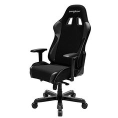 Netsurfer Ergonomic Computer Chair $329 black and white color dxracer fe00/nw/zero office chair