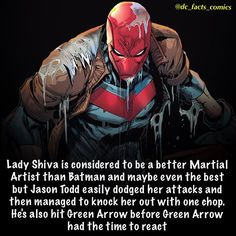 Fun Fact.  Can the Student surpass the Master?  Jason Todd did have some retraining by Ra's Al Ghul but Ra's Al Ghul also helped to train Bruce Wayne.