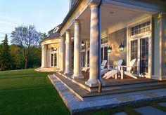Wade Weissmann Architecture - Portfolio - Big Cedar Lake Shingle Style #Architect #SouthernLiving