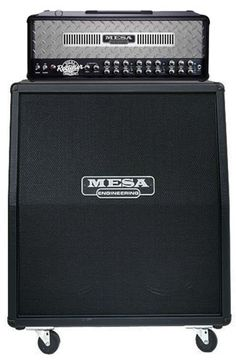 Mesa Boogie Triple Rectifier and 4x12 Cab
