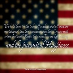 4th july quotes let freedom ring