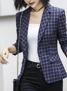 Global Online Shopping for Dresses, Home & Garden, Electronics, Wedding Apparel Look Blazer, Blazer And Shorts, Blazer Outfits, Blazer Fashion, Casual Outfits, Fashion Outfits, Casual Blazer, Blazer Dress, Dress Outfits