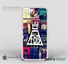 Fall Out Boy Album Poster for iPhone 4/4S, iPhone 5/5S, iPhone 5c, iPhone 6, iPhone 6 Plus, iPod 4, iPod 5, Samsung Galaxy S3, Galaxy S4, Galaxy S5, Galaxy S6, Samsung Galaxy Note 3, Galaxy Note 4, Phone Case