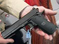 Glock 1911? This makes me mad. Glock is like the Ak-47 of pistols. It better be tight tolerances on that machining.