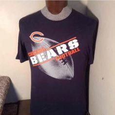 EXC BEARS TShirt Men or Women Med NFL