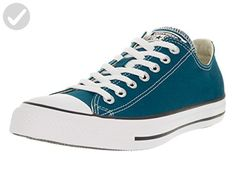 Converse Chuck Taylor All Star Lo Ox Blue Lagoon Sneakers 153867f Men Shoes 10