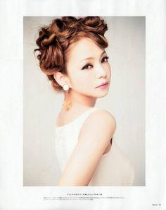 Namie Amuro 安室奈美惠 @「Sweet」2013年7月號