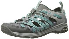 Chaco Women's Outcross Evo 1 Hiking Shoe, Quarry, 8.5 M US ** Learn more by visiting the affiliate link Amazon.com on image.