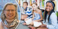 Högläsning och textsamtal, samarbete med skolbibliotek samt att jobba med läsutvecklingsstrategier. Det är några av språk, -läs- och skrivutvecklaren Maud Nilzéns tips för att stötta elever i deras läsande.