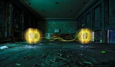 More incredible light painting #lightpainting #photography http://www.lapp-pro.de/