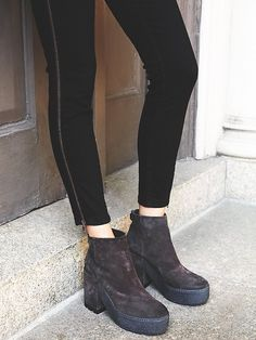Free People Lennox Platform Ankle Boot, $415.00