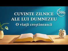 Am exprimat atât de multe cuvinte și, de asemenea, Mi-am exprimat voința și firea, însă chiar și așa oamenii sunt în continuare incapabili să Mă cunoască și să creadă în Mine. Sau, se poate spune că sunt în continuare nepregătiți să se supună Mie. #Cuvinte_zilnice_ale_lui_Dumnezeu #Dumnezeu #evlavie #O_lectură_a_Cuvântul_lui_Dumnezeu #hristos #rugaciuni #Biblia  #Evanghelie #Cunoașterea_lui_Dumnezeu Christian Films, Christian Life, God Is, Word Of God, The Entire Universe, Saint Esprit, Daily Word, Gods Plan, Knowing God
