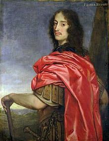 Rupert of the Rhine. - Prince Rupert of the Rhine, KG, PC, FRS (17 December 1619 – 29 November 1682), was a noted German soldier, admiral, scientist, sportsman, colonial governor and amateur artist during the 17th century. Rupert was a younger son of the German prince Frederick V, Elector Palatine and his wife Elizabeth, the eldest daughter of James I of England.