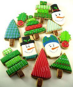 Stitchin' Country Christmas