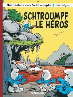 Dans un grenier, les Schtroumpfs retrouvent un très vieux livre qui raconte les aventures d'un Schtroumpf aventurier qui se rend au lointain Mont du Dragon. Après s'être baigné dans l'eau rouge d'une source, il devient une sorte de Surschtroumpf, insensible à la peur, à la fatigue et à la douleur. Trois Schtroumpfs, fatigués des moqueries dont ils sont victimes, décident de se rendre à la source pour devenir eux aussi des héros !