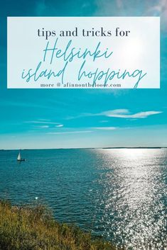 Do you want to have the most amazing day on your Helsinki visit? Then you need to do the Helsinki island hopping tour! Read this for how to make it happen! #helsinki #finland #suomi #travel Scandinavian Countries, Archipelago, Helsinki, Day Trips, Travel Guides, Fun Activities, Finland, Norway, Planes