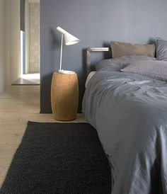 new collections by Woodnotes @iSaloni #milandesignweek #mdw13 #bedroom #grey