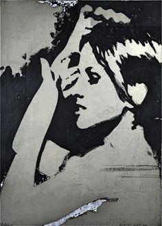 Giosetta Fioroni, TV Girl, 1967