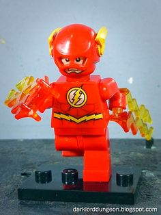 What's to like about the Decool Lego Flash KO? First off: The price. The Decool Lego Flash KO cost me PhP 50 - or less than a US$ 1.