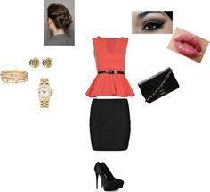 """""""Work style"""" by nichellehoward on Polyvore"""