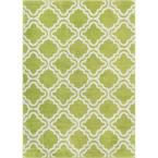 Well Woven StarBright Calipso Green 7 ft. 10 in. x 10 ft. 6 in. Kids Area Rug 09457 at The Home Depot - Mobile