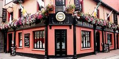 The Dáil Bar ... Galway City, Ireland. #galway #pub #irish #ireland #drink #ceoil #music #craic