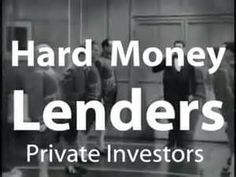 Investors who want to get into the business of Private Money Lending should contact Hard Money Capital Group at 800-900-8569.
