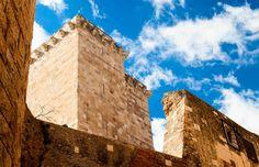 Cagliari torre di san pancrazio