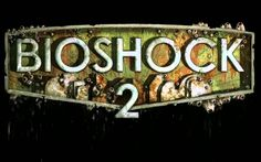 BioShock Logo Black