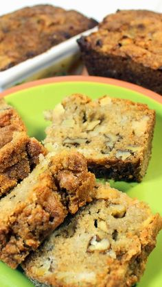 Inspired By eRecipeCards: APPLE PIE BREAD - Incredible, Breakfast Snack, Catering or Church PotLuck Dish