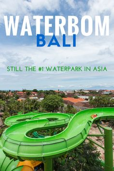 I am not sure how many times we have been to Waterbom, but it never gets old. A lot had changed in the last 3 years since our previous visit. Find out why TripAdvisor now rates Waterbom Bali as the best waterpark in Asia. TRAVEL WITH BENDER | Family Travel in Bali made easy.