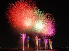 Fireworks Festivals / Official Tokyo Travel Guide GO TOKYO